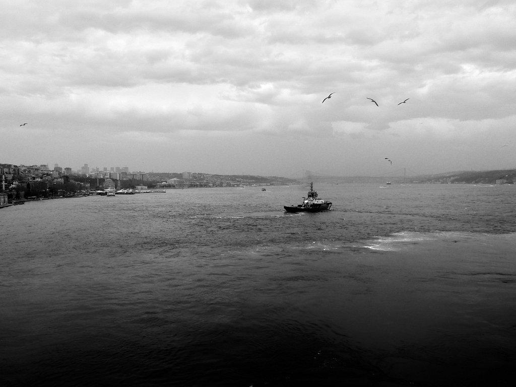 Bosphore, Istanbul