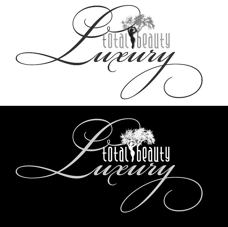 Logo Total Beauty Luxury
