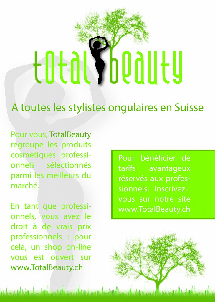 Flyer Total Beauty(recto)