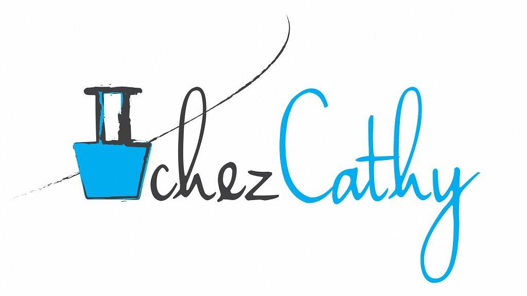 """Logo restaurant """"Chez Cathy"""""""